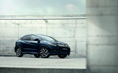 SUV Prático e Versátil: Honda HR-V