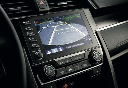 Honda Sensing - Câmara de Estacionamento
