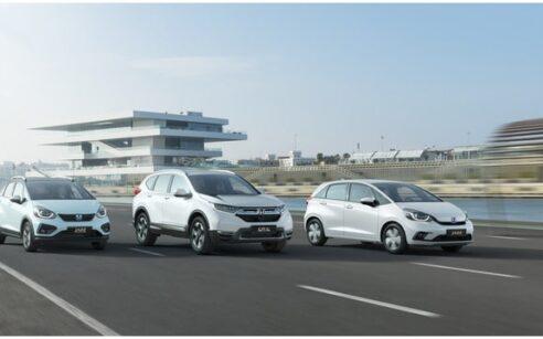 dicas carros hibridos - gama hibrida honda