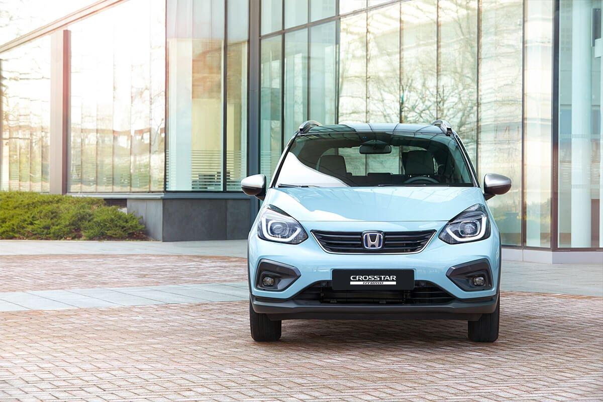 dicas carros hibridos - crosstar hybrid