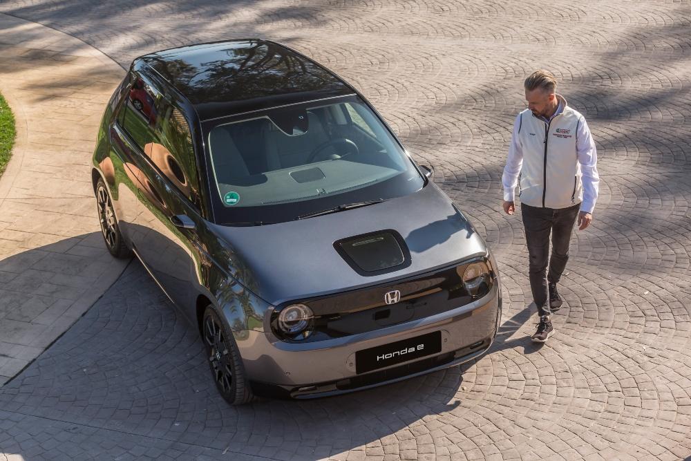 Tiago Monteiro testa Honda e nos melhores momentos honda 2020
