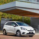 carros mais fiáveis - honda jazz hybrid nos melhores momentos honda 2020