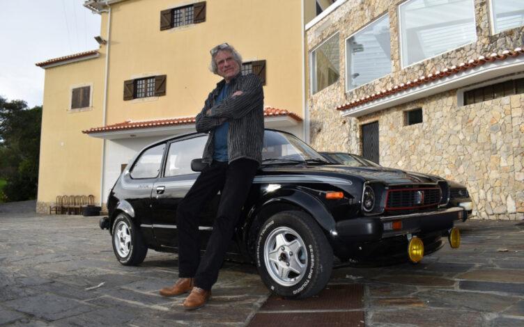Jorge Pereira com Honda Civic