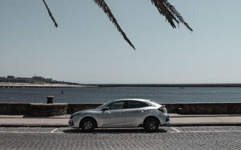 carros a gasolina - honda civic