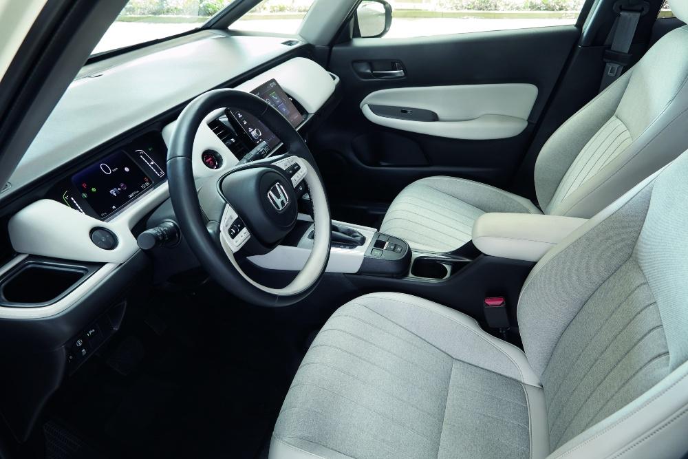 Interior carro Honda