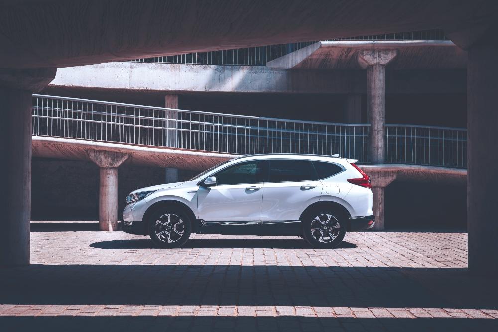 Honda CR-V - melhores carros familiares