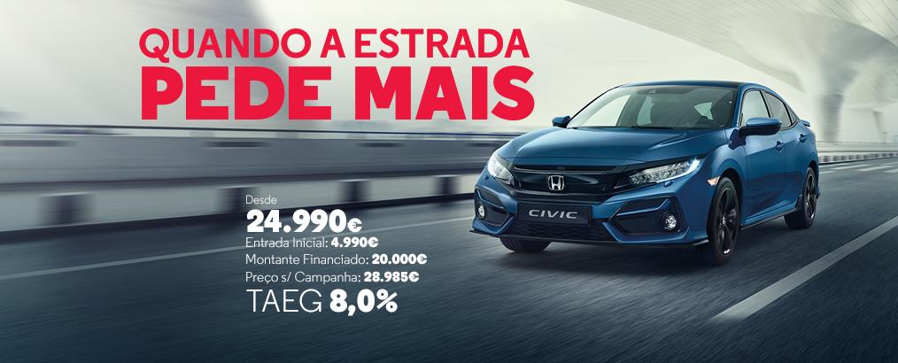 Novo Honda Civic