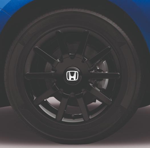Pneus do Honda e