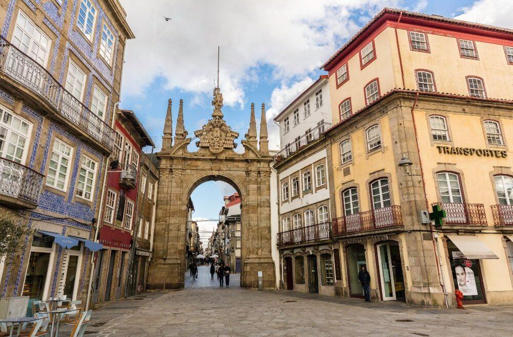 Arco Porta Nova Braga