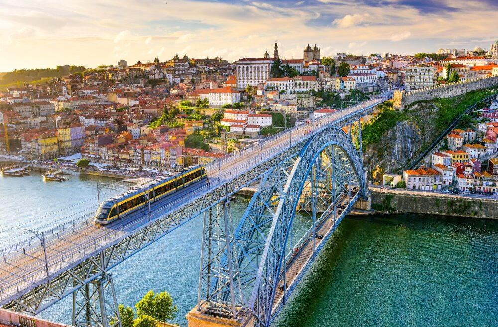 Ponte D. Luis Porto