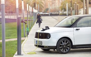 Carro elétrico Honda e