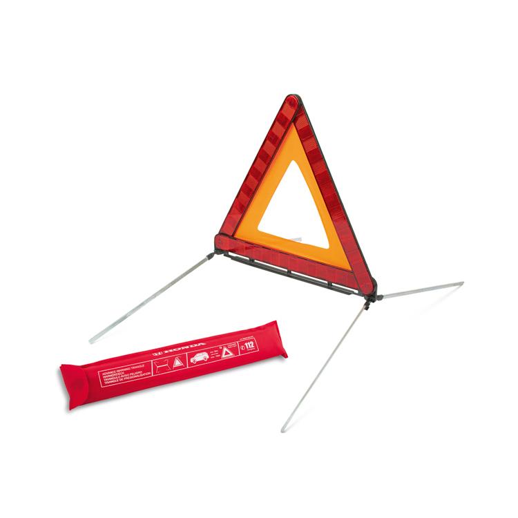 Triângulo de sinalização de perigo v3