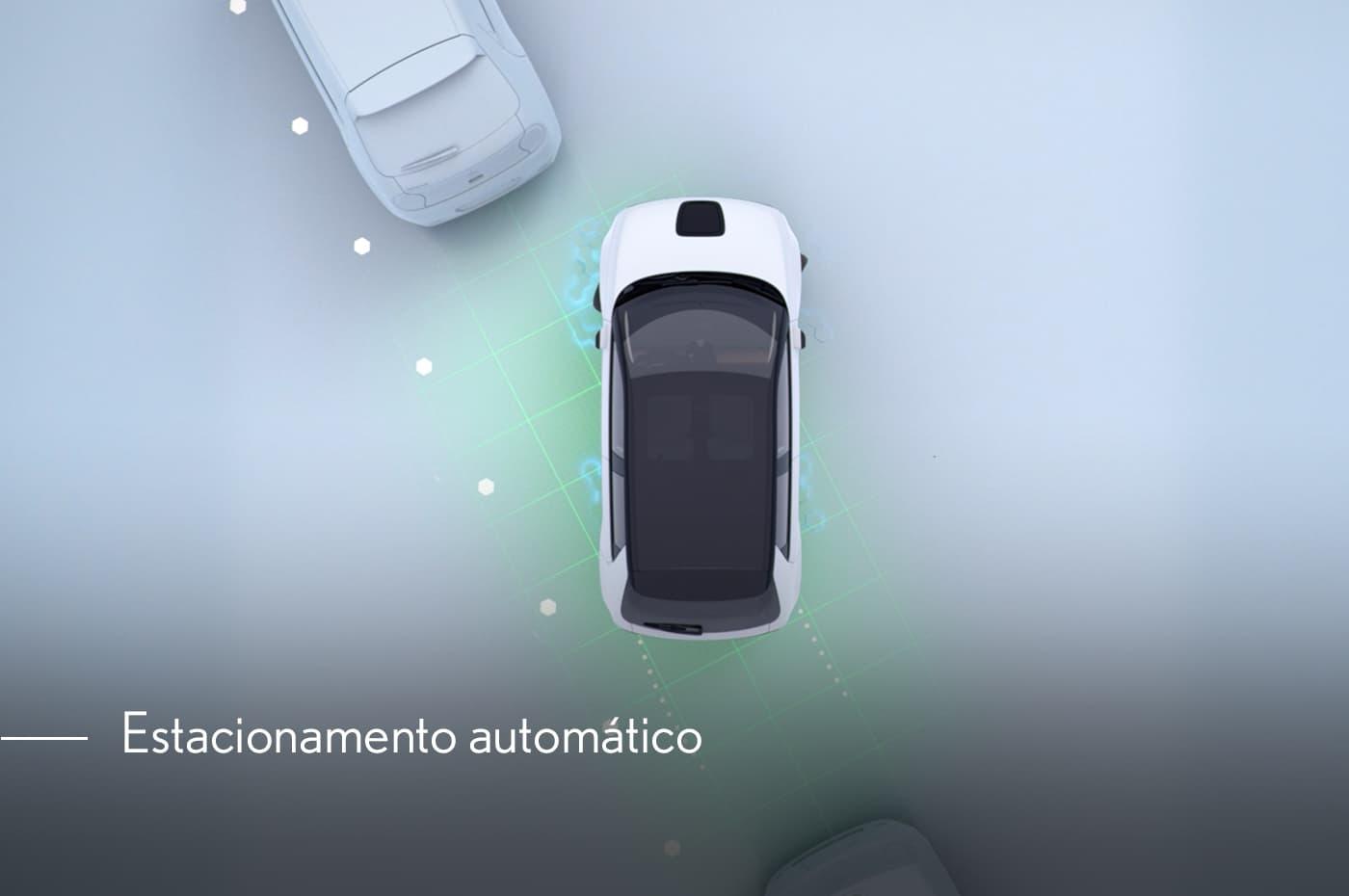 Estacionamento automatico